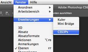 CSS3Ps aufrufen