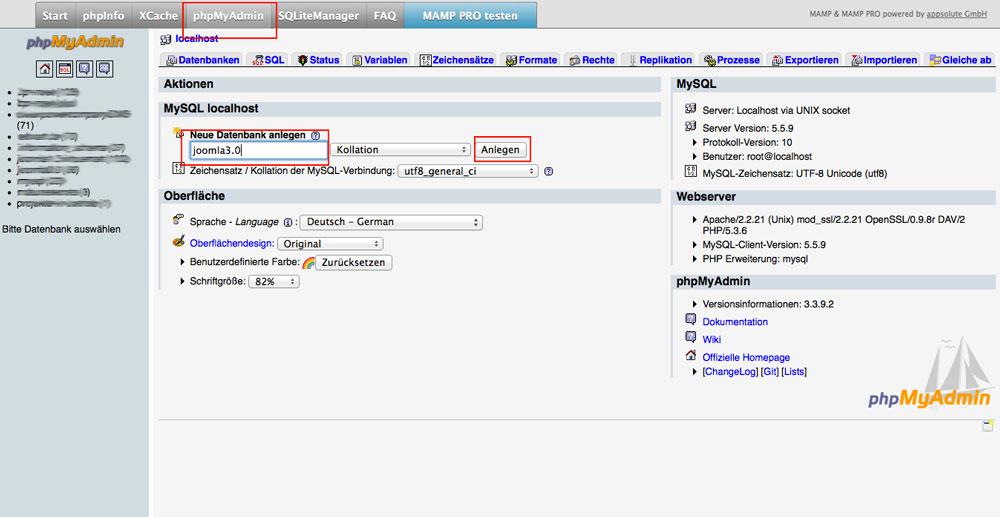 Joomla 3 mit MAMP lokal installieren in unter 5 Minuten!