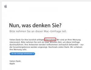 mac-kauf = übernahme?