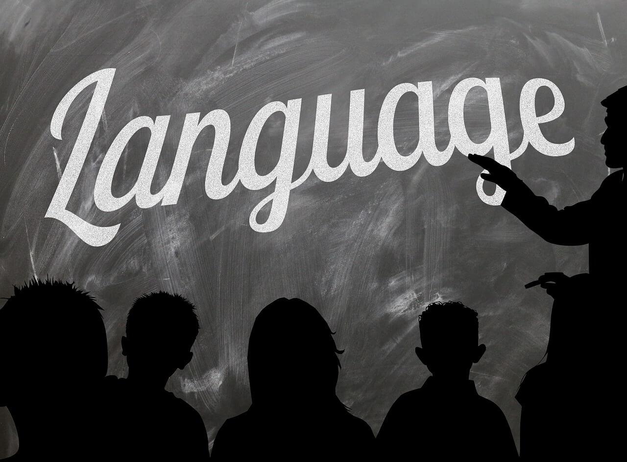 Banner Sprachumschalter für Wordpress mit Trennstrich
