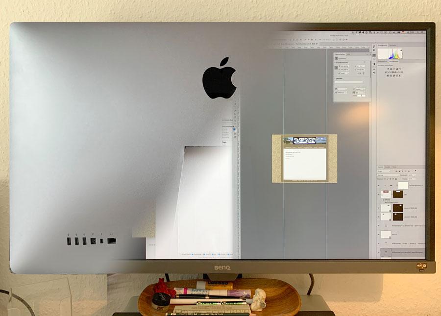"""Headerbild zum Artikel """"Guter Monitor für Mac"""""""