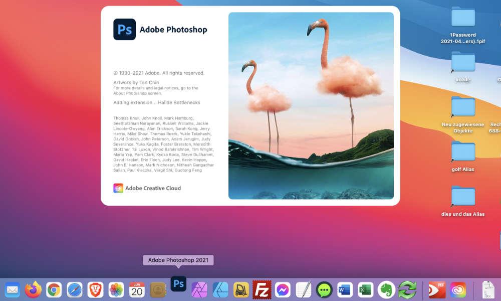 """Headerbild zu """"Photoshop M1 Rechner geht nicht"""""""